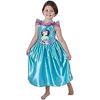 Jasmine - Disfraz de princesa para niña, talla L (7 - 9 años) (881860L)