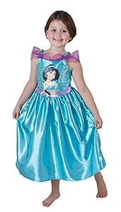 Jasmine - Disfraz de princesa para niña, talla M (5-6 años) (881860M)