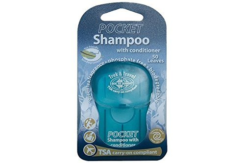 Sea to Summit Sav Leaves Shampoo, 107300_42853, white, One Size