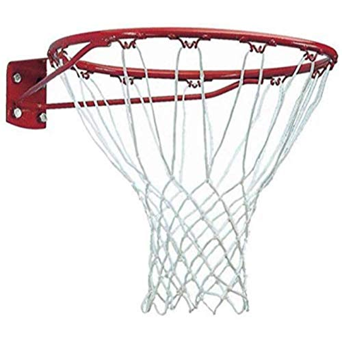 Elk Power Crown Legend Basketball Ring Diameter 46 cm with Net & Screw/Bolts Ball Size 7