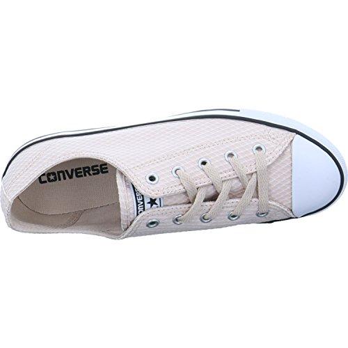 Converse All Star Dainty OX Damen Sneaker Nude Nude