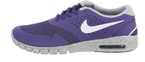 Nike Eric Koston 2 Max, Chaussures de Skate Homme, Rouge, Taille Court Purple / Base Grey / Anthracite / Sail