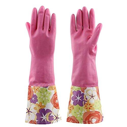 tininna-1-paio-di-guanti-per-la-puliziafloreale-in-latticehousehold-gloves-migliori-guanti-per-uso-d