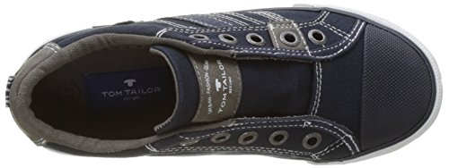 TOM TAILOR Jungen 2770903 Slipper Blau (Navy)