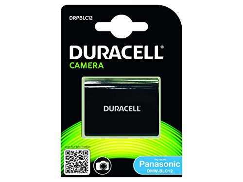 Duracell DMW BLC12 batería de Repuesto para Panasonic Cámara Digital