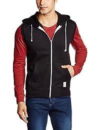 Indigo Nation Men's Cotton Blend Sweatshirt
