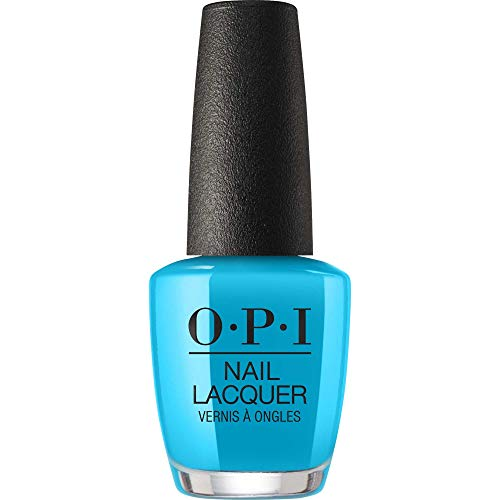 OPI OPI Nail Lacquer Nagellack, langanhaltender und splitterfester Farblack, NEONs by OPI Collection, 15 ml, NLN75 - Music is My Muse
