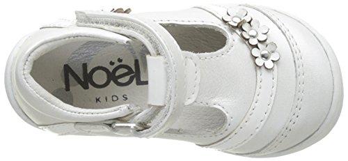 Noël Baby Mädchen Mini Kan Krabbelschuhe Weiß (Weiß)