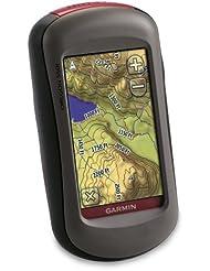 """Garmin Oregon 550t GPS avec Appareil photo intégré Ecran Couleur Tactile 3"""" Etanche USB Noir"""