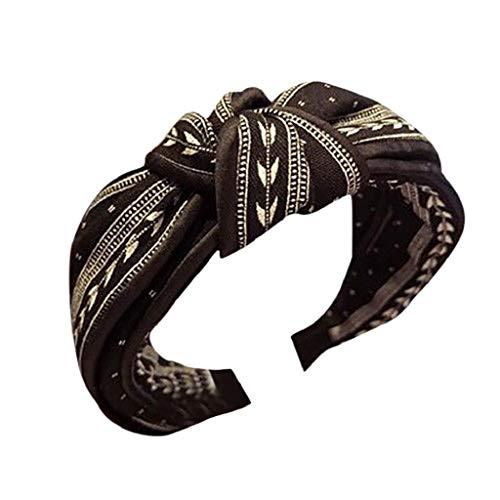 Hochzeit Indische Kostüm Pferd - VJGOAL Damen Mädchen Stirnband Bogen Haarband Mode Party Hochzeit Brautjungfer Reisen Süß Stirnband