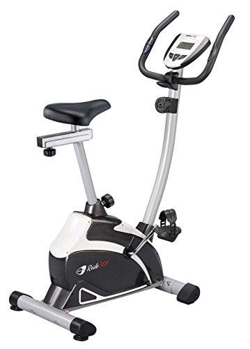 Cyclette Ride 301 magnetica con volano da 7 Kg per allenamento home-fitness, portata max 120 Kg