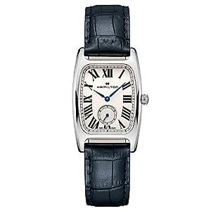 Hamilton Boulton H13421611 – Reloj de Pulsera para Mujer (Cuarzo,