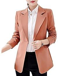 Amazon.es: / - Últimos tres meses / Trajes y blazers / Mujer ...