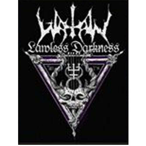 Watain - Patch Lawless Darkness (in One Size)