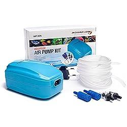Aquaflow Technology® AAP-302S Bomba de aire de Acuario