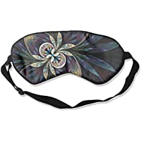 Flower Design 99% Eyeshade Blinders Sleeping Eye Patch Eye Mask Blindfold For Travel Insomnia Meditation preisvergleich bei billige-tabletten.eu