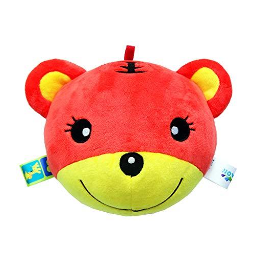 Hffan Plüschtier für Baby & Kind im Kinderzimmer Baby Tier Baby Tier Plüschtier Plüschspielzeug gefüllt & Plüsch Spielzeug für Kinder Geschenk Kinder Mädchen