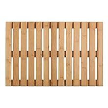 WENKO Duckboard Indoor & Outdoor Bamboo