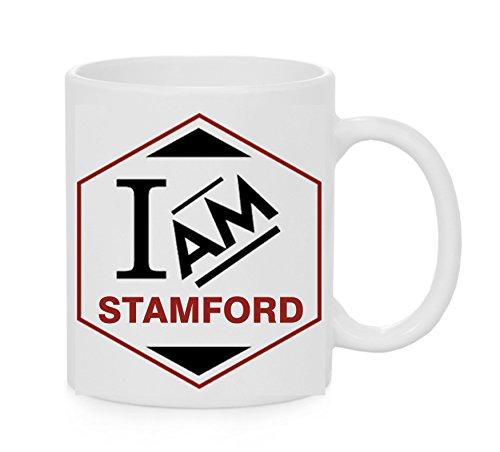 Ich bin Stamford Offizielles Tasse