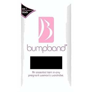 Bumpband in black size 1 (8-12 Pre-pregnancy)