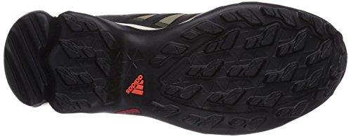 adidas Terrex Swift R GTX, Senakers a Collo Basso da Donna grigio (Clay/Core Black/Flash Orange S15)