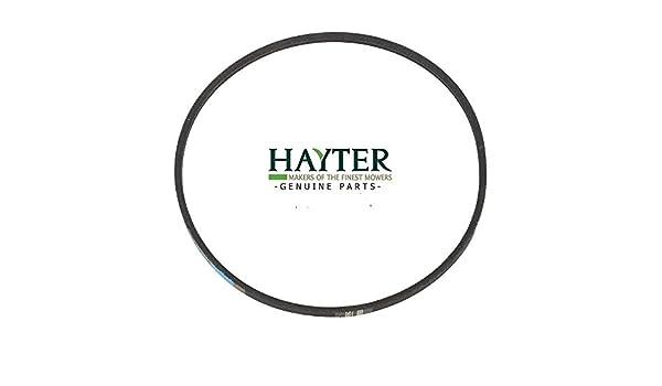 TORO HAYTER Drive V-Belt 110-9429 Lawnmower R48 R53A R53S 20637 20837 22186TE