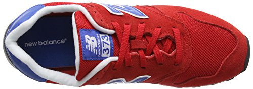 New Balance 373, Sneaker Uomo Rosso (Red RER)