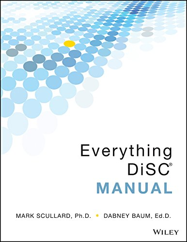 Everything DiSC Manual por Mark Scullard