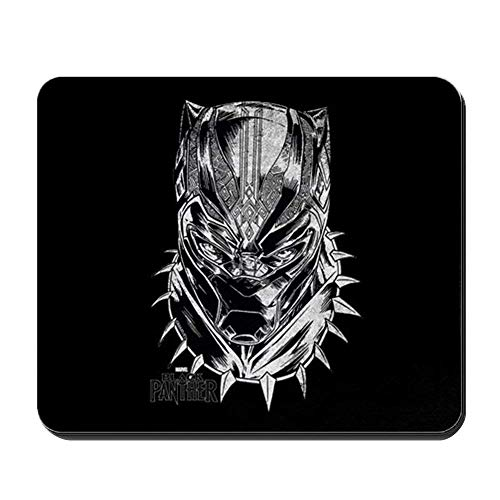 xcvnxtgndx Panther Mask - Non-Slip Rubber Mousepad, Gaming Mouse Pad - Panther Honig