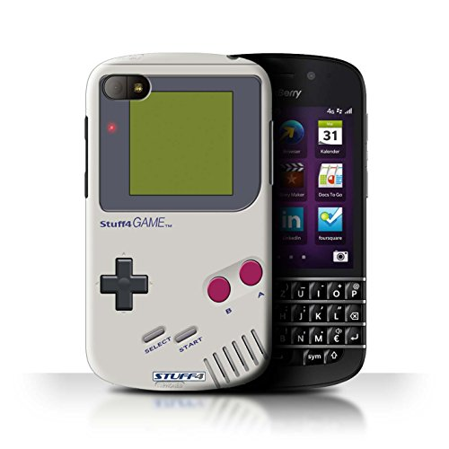 Stuff4 Hülle / Hülle für Blackberry Q10 / Nintendo Game Boy Muster / Spielkonsolen Kollektion