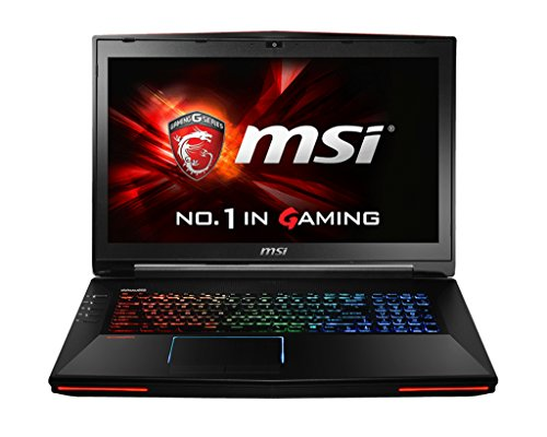 MSI Gaming GT72 2QE i7 17.3 inch HDD+SSD Black