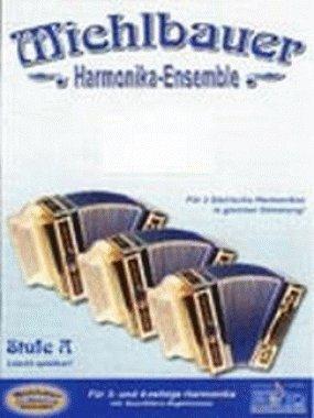 Harmonika Ensemble 1 Stufe a. Handharmonika, Gitarre, Bass