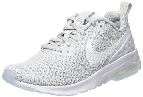 Nike Damen Wmns Air Max Motion Lw Turnschuhe, 38 EU Elfenbein (Pure Platinum/white)