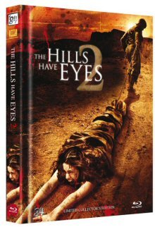 The Hills Have Eyes 2 Mediabook Limited Collector's Edition