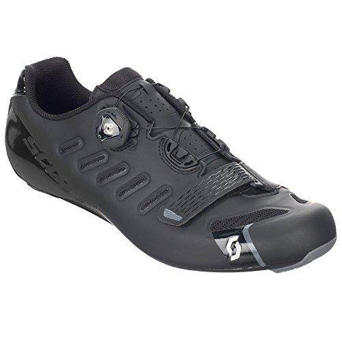 Scott Road Squadra Boa per bici da corsa scarpe Nero 2018, 45