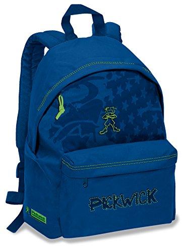 Pickwick Sacca Zaino Americano, Blu