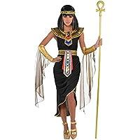Disfraz egipcio para mujeres de Cleopatra, reina del Nilo