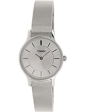 Timex Damen-Armbanduhr Analog Quarz T2P167