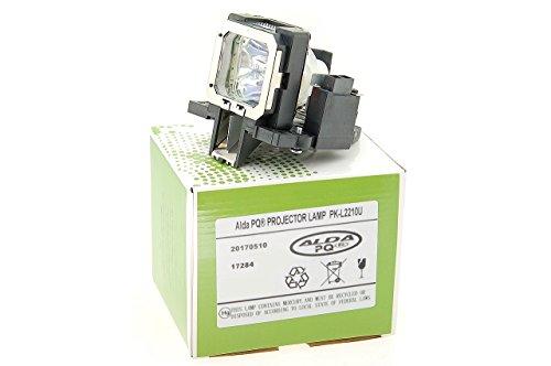 Alda PQ-Premium, Lampe de projecteur pour JVC DLA-X3 Projecteurs, Lampe avec boîtier