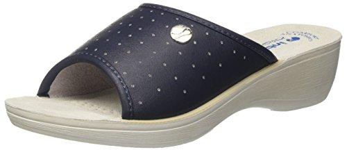Inblu pamela, scarpe da lavoro donna, blu, 35 eu