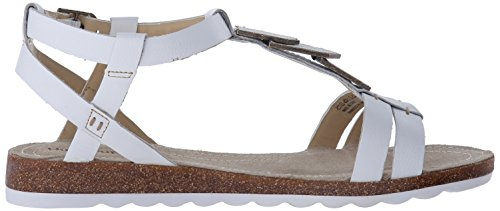 Hush Puppies - Bretta Jade, Sandali Donna Bianco (White)