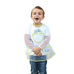 EUREKAKIDS Eureka Kids 41642042 Delantal de plástico Verde