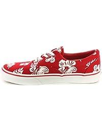 Vans Era (MLX) rojo y blanco Talla:44 1/2