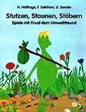 Stutzen, Staunen, Stöbern, m. Stoffpuppe - Henrike Hoffrage, Uschi Sander, Fredon Salehian