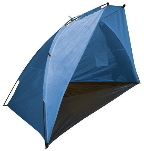 Imperméable Abri de plage Bleu Jardin Camping Festival Vent Sun Shade Tente