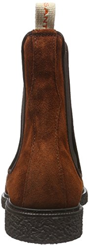 GANT Damen Sara Chelsea Boots Braun (Dark Orange G43)