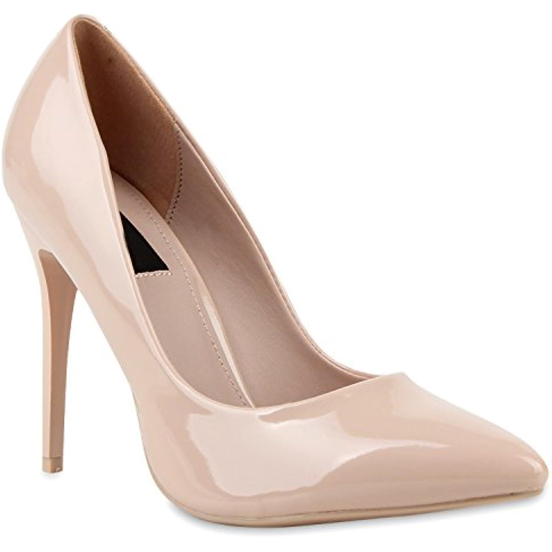 Stiefelparadies , Hi-Top Hi-Top Hi-Top Slippers femme - B01CDC0L2Y - fe5d4c