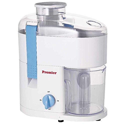 Premier Juicer PJ-603 230V- ( L x B x H) 18 x 20 x 18, White)
