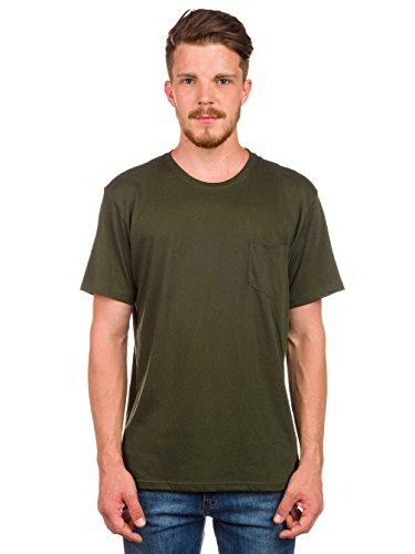 DC Clothing Herren T-Shirt Basic Pocket duffel bag