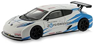 J-Collection - JC240 - Véhicule Miniature - Nissan Leaf Nismo RC - 2011 - Echelle 1:43